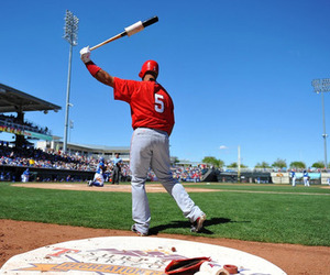 FANTASY BASEBALL Rankings 2012: Albert Pujols, Jered Weaver Among Popular ...
