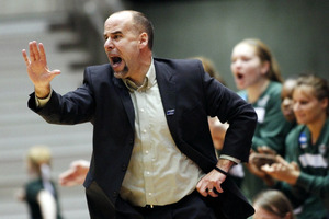 Current Green Bay head coach Matt Bollant will be highly sought after in coaching circles everywhere, and potentially at Illinois. Credit: Matt Ryerson-US PRESSWIRE