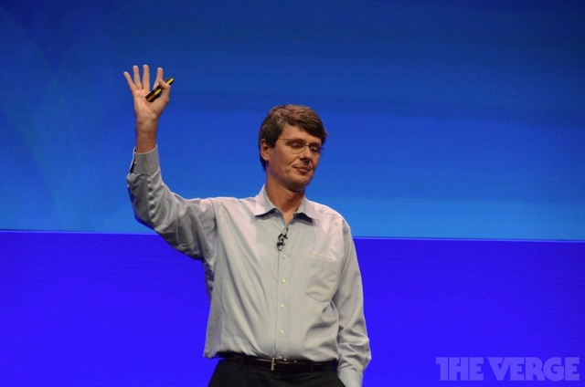 RIM CEO Thorsten Heins