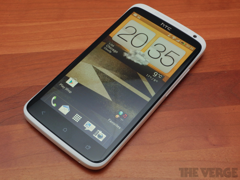 HTC One X review | The Verge