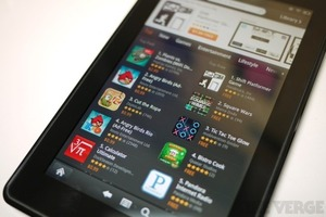 Kindle Fire Amazon Appstore