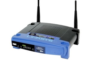 Linksys WRT54G stock press 1024
