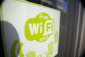 Free Wi-Fi hotspot (FLICKR)