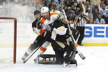 Penguins Vs. FLYERS, Game 1: Bitter Rivals Kick Off Playoff Series In Pittsburgh