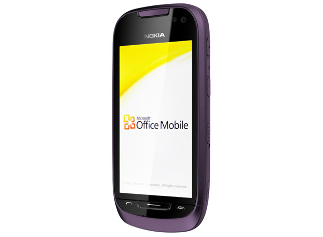 Microsoft Office mobile symbian belle