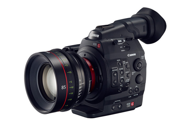 canon c500