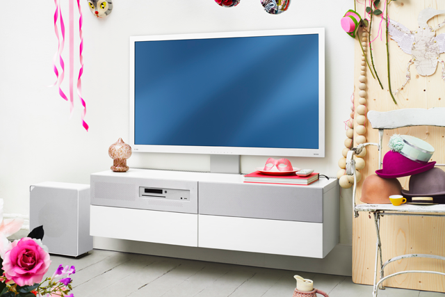 Meuble Tv Lack Ikea : Ikea Furniture With Integrated Tvs And Sound Systems Coming This Fall