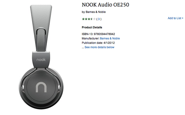 Nook Audio