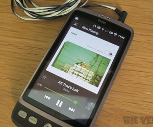 Spotify Android ICS Beta