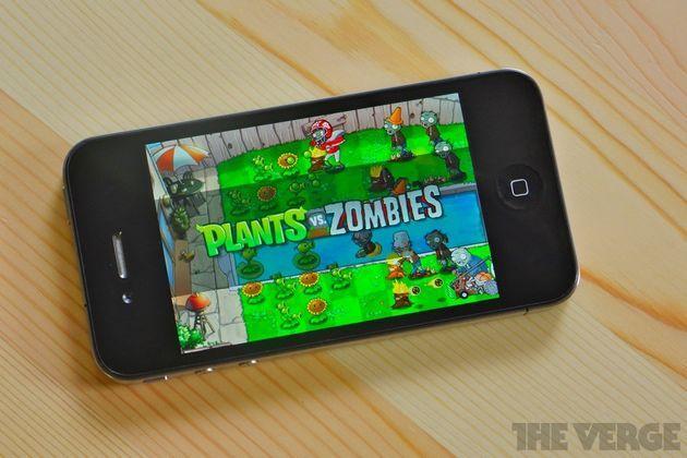 plants vs zombies iphone