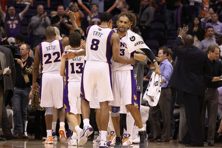 Will we see these guys on the court together again this season?