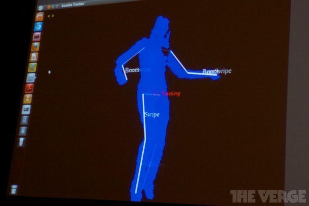 Kinect Bamba