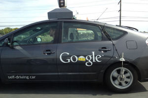 (FLICKR) Google self-driving system