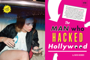 Hollywood Hacker (credit GQ)