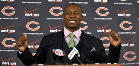 When the Chicago Bears traded for WR Brandon Marshall, they addressed a huge need that has existed for several seasons. But is the team yet finished with that position? Stay tuned...