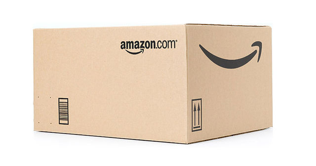 Amazon Box Padded