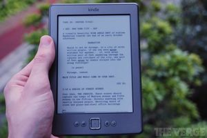 kindle inside the script
