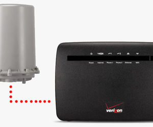 Verizon HomeFusion residential 4G LTE (photoshopped stock)