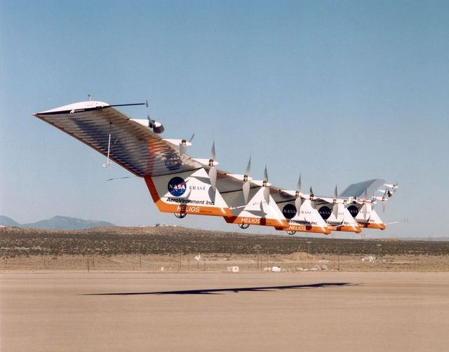 NASA Helios Prototype