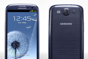 Gallery Photo: Samsung Galaxy S III press pictures