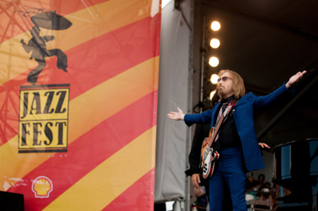 Tom Petty New Orleans Jazz Fest