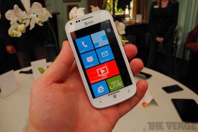 Gallery Photo: Samsung Focus 2 hands-on