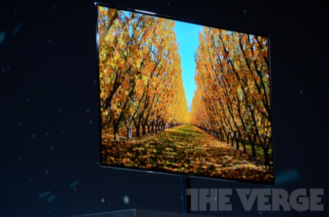 Samsung Super OLED TV