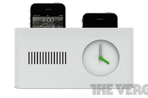 day maker alarm clock stock