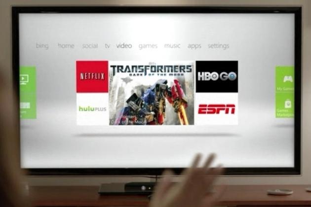 New Xbox TV Experience