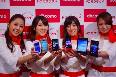 docomo summer lineup