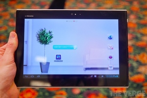 panasonic eluga live tablet
