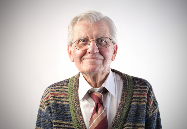 SHUTTERSTOCK Grandfather