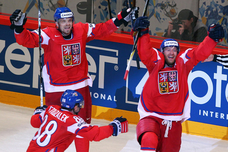 IIHF World Championships: Semifinals Open Thread