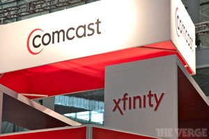Comcast Xfinity logos