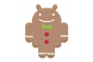 Android Gingerbread Logo