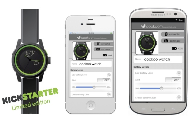 Cookoo smartwatch