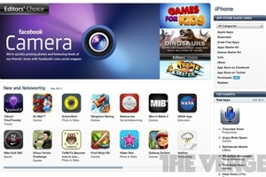 itunes app store editors pick screenshot