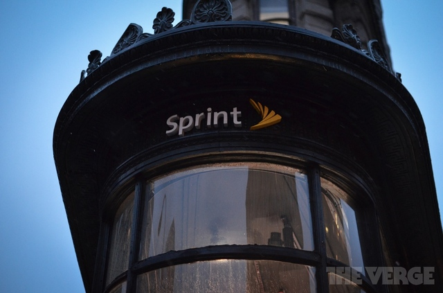 Sprint Flatiron Logo