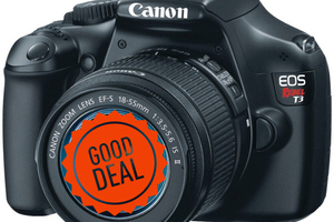 Canon T3 Good Deal
