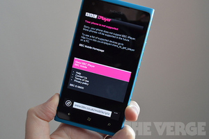 iPlayer Windows Phone