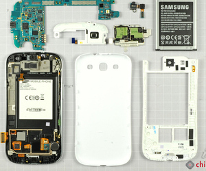 Samsung Galaxy S III teardown (IFIXIT)