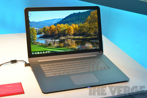 Gallery Photo: Vizio Thin-and-Light Ultrabooks hands-on photos