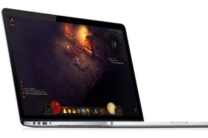 Diablo 3 for MacBook Pro with Retina Display