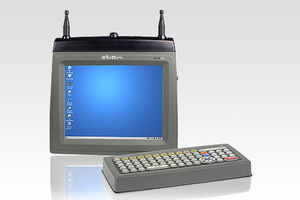 Psion vehicle mounted computer