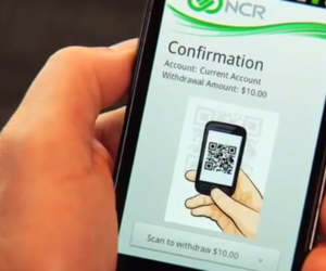 NCR ATM app