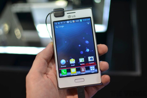 Gallery Photo: LG Optimus L7, L5, and L3 hands-on pictures