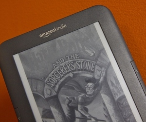 Harry Potter Kindle