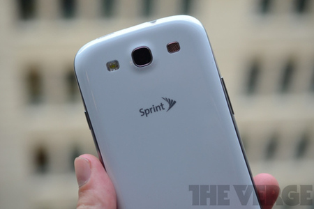 Gallery Photo: Samsung Galaxy S III for Sprint pictures