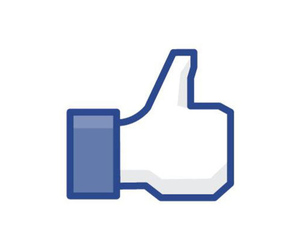 facebook like symbol