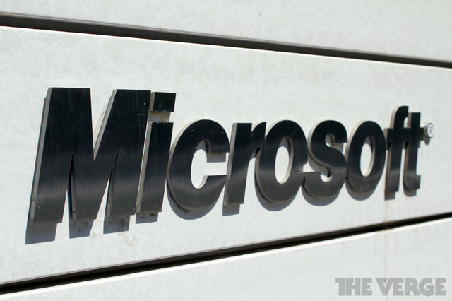 Microsoft Logo (Verge Stock)